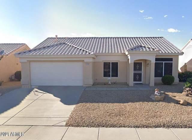 16142 W Heritage Drive, Sun City West, AZ 85375 (MLS #6268164) :: The Copa Team | The Maricopa Real Estate Company