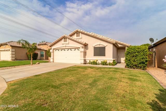 373 N Pioneer Street, Gilbert, AZ 85233 (MLS #6268165) :: The Daniel Montez Real Estate Group