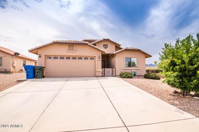 1416 Silverado Drive, Sierra Vista, AZ 85635 (MLS #6268174) :: Yost Realty Group at RE/MAX Casa Grande