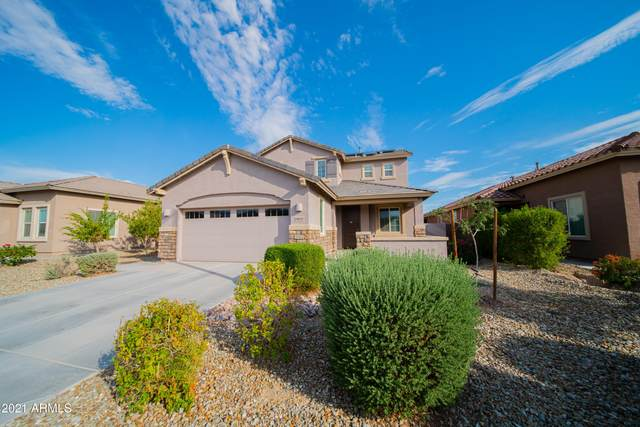 19615 W Solano Drive, Buckeye, AZ 85326 (MLS #6268186) :: Openshaw Real Estate Group in partnership with The Jesse Herfel Real Estate Group