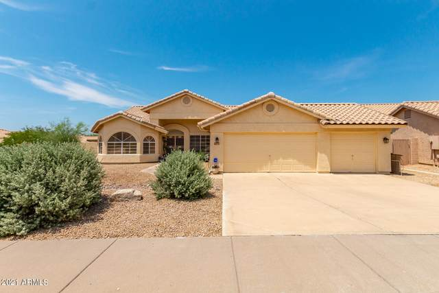 18962 N 94TH Way, Scottsdale, AZ 85255 (MLS #6268198) :: Openshaw Real Estate Group in partnership with The Jesse Herfel Real Estate Group