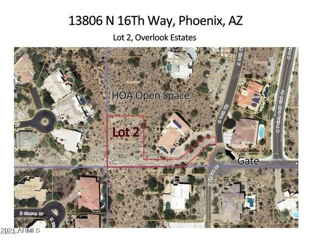 13806 N 16TH Way, Phoenix, AZ 85022 (MLS #6268208) :: The Newman Team