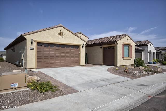 18962 N 259TH Avenue, Buckeye, AZ 85396 (MLS #6268227) :: Yost Realty Group at RE/MAX Casa Grande