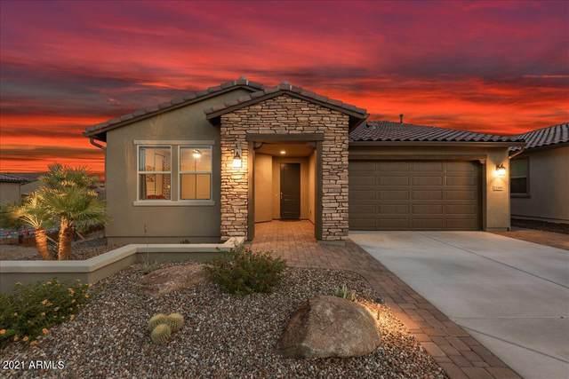 13389 W Mayberry Trail, Peoria, AZ 85383 (MLS #6268232) :: Howe Realty