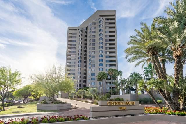 1040 E Osborn Road #1402, Phoenix, AZ 85014 (MLS #6268233) :: Dave Fernandez Team | HomeSmart