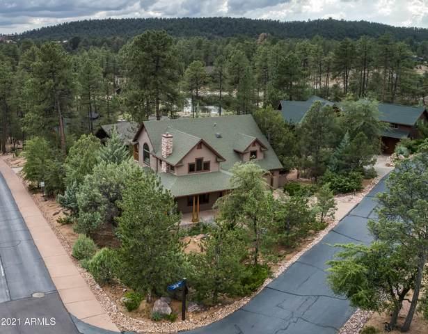 500 N Grapevine Drive, Payson, AZ 85541 (MLS #6268239) :: Devor Real Estate Associates