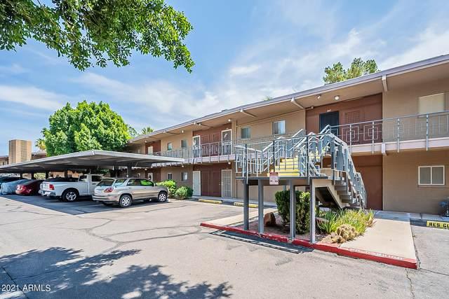 6125 E Indian School Road #244, Scottsdale, AZ 85251 (MLS #6268247) :: Dave Fernandez Team | HomeSmart