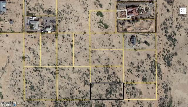 0 N Wolfe Trail, Florence, AZ 85132 (MLS #6268252) :: Executive Realty Advisors