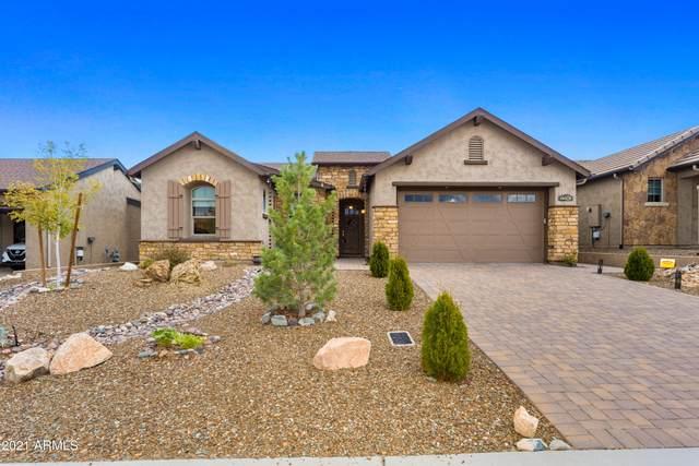 3290 Cliff Edge Drive, Prescott, AZ 86301 (MLS #6268256) :: My Home Group