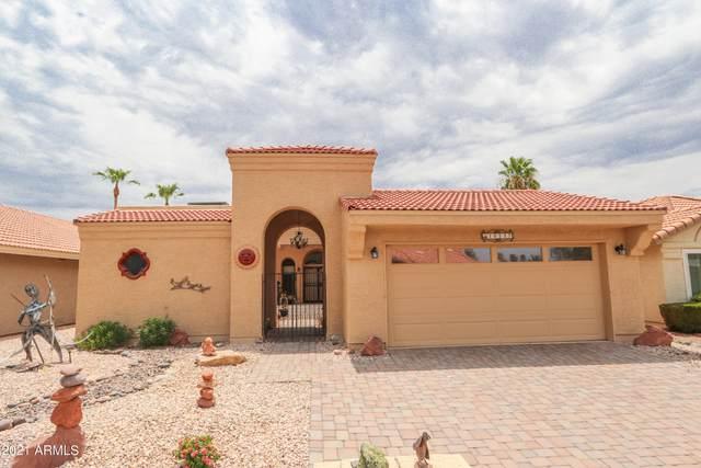 10537 E Navajo Place, Sun Lakes, AZ 85248 (MLS #6268257) :: The Copa Team | The Maricopa Real Estate Company