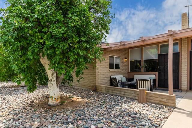 4203 N 36TH Street #26, Phoenix, AZ 85018 (MLS #6268266) :: Dave Fernandez Team | HomeSmart