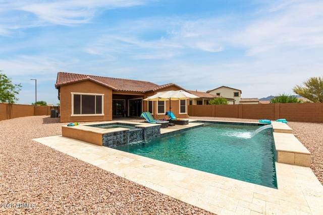 17897 W Badger Way, Goodyear, AZ 85338 (MLS #6268276) :: Yost Realty Group at RE/MAX Casa Grande