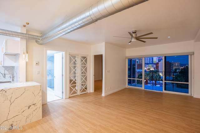 805 N 4TH Avenue #602, Phoenix, AZ 85003 (MLS #6268299) :: Jonny West Real Estate