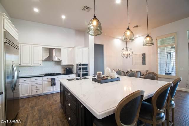 7468 E Baker Drive, Scottsdale, AZ 85266 (MLS #6268302) :: Kepple Real Estate Group