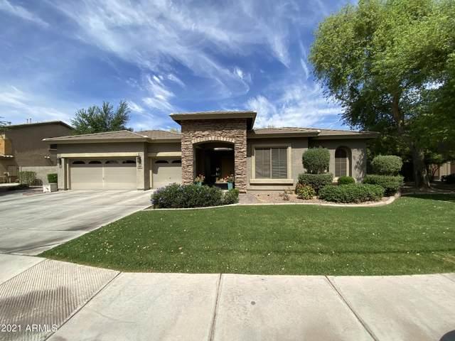 4820 S Nevada Street, Chandler, AZ 85249 (MLS #6268308) :: Executive Realty Advisors