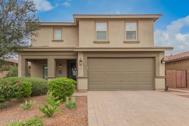 378 W Evergreen Pear Avenue, Queen Creek, AZ 85140 (MLS #6268309) :: CANAM Realty Group
