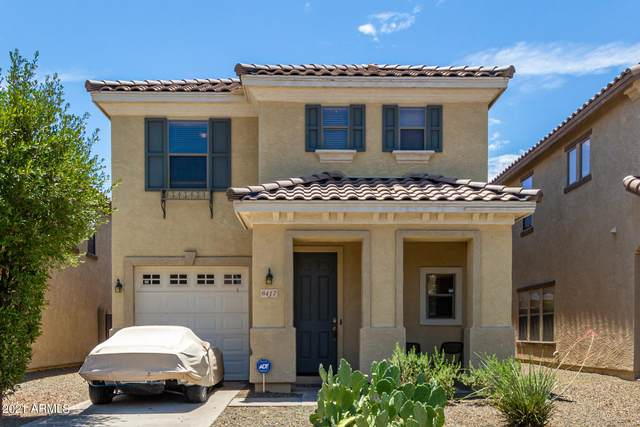 6417 W Valencia Drive, Laveen, AZ 85339 (MLS #6268344) :: Yost Realty Group at RE/MAX Casa Grande