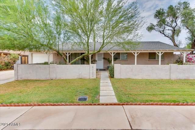 8722 E Cypress Street, Scottsdale, AZ 85257 (MLS #6268345) :: Yost Realty Group at RE/MAX Casa Grande