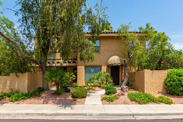 830 E Peoria Avenue #2, Phoenix, AZ 85020 (MLS #6268367) :: The Daniel Montez Real Estate Group