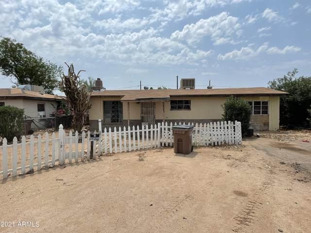 8035 E 4TH Avenue, Mesa, AZ 85208 (MLS #6268376) :: Yost Realty Group at RE/MAX Casa Grande