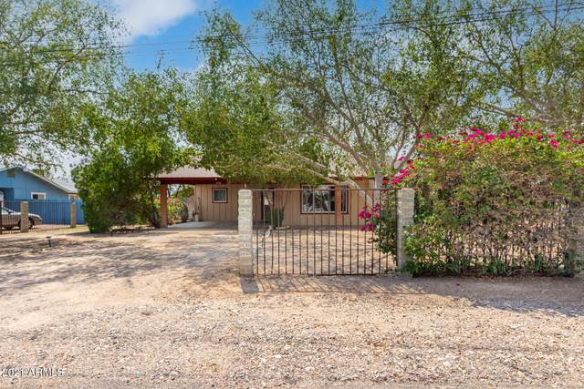 332 S Malcolm Drive, Apache Junction, AZ 85120 (MLS #6268384) :: Power Realty Group Model Home Center