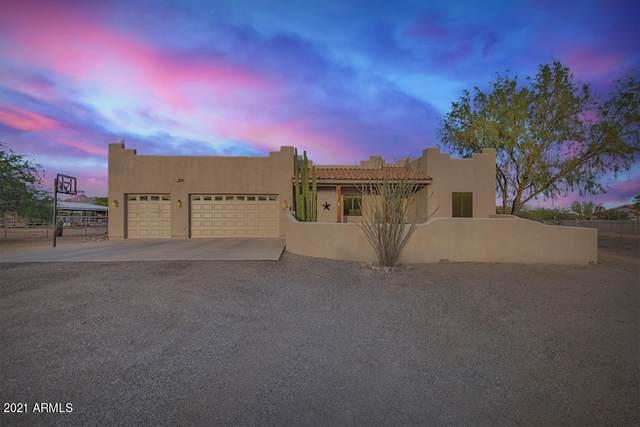 1311 W Desert Hills Estate Drive, Phoenix, AZ 85086 (MLS #6268387) :: Maison DeBlanc Real Estate