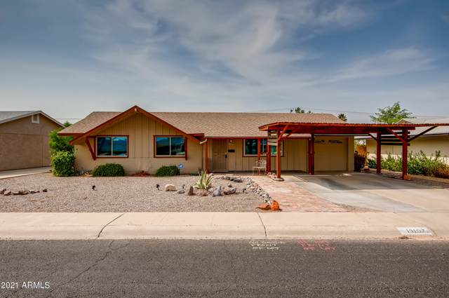 10107 W Alabama Avenue, Sun City, AZ 85351 (MLS #6268393) :: Openshaw Real Estate Group in partnership with The Jesse Herfel Real Estate Group