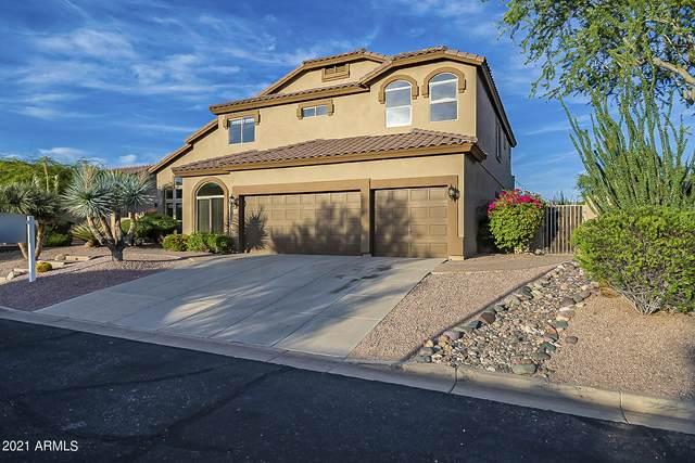3555 N Sonoran Heights, Mesa, AZ 85207 (MLS #6268399) :: CANAM Realty Group