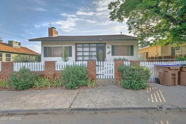 839 S Highland Drive, Globe, AZ 85501 (MLS #6268413) :: Devor Real Estate Associates