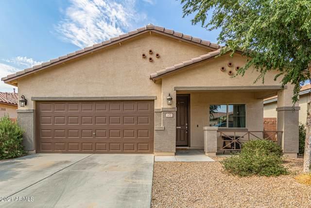 1490 W Crape Road, Queen Creek, AZ 85140 (MLS #6268420) :: Long Realty West Valley