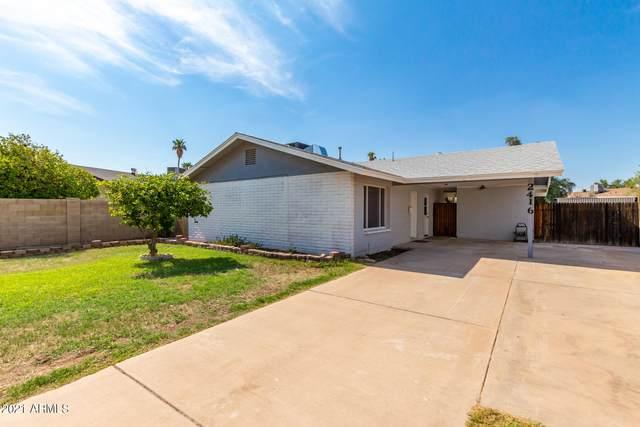 2416 E La Jolla Drive, Tempe, AZ 85282 (MLS #6268424) :: Yost Realty Group at RE/MAX Casa Grande