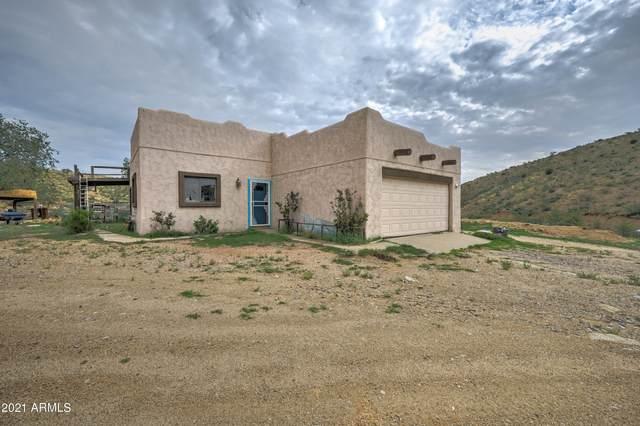 9749 S Ice House Canyon Road, Globe, AZ 85501 (MLS #6268438) :: Devor Real Estate Associates
