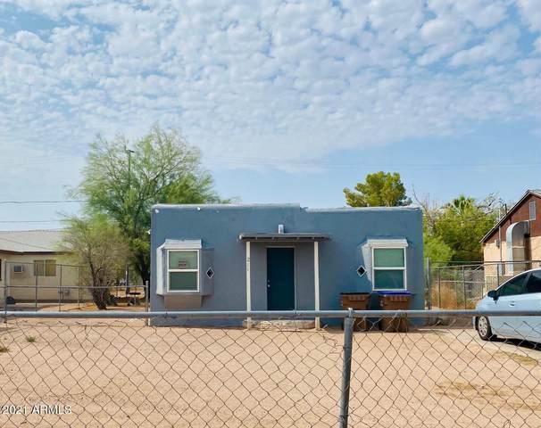 211 W Northern Avenue, Coolidge, AZ 85128 (MLS #6268445) :: Klaus Team Real Estate Solutions
