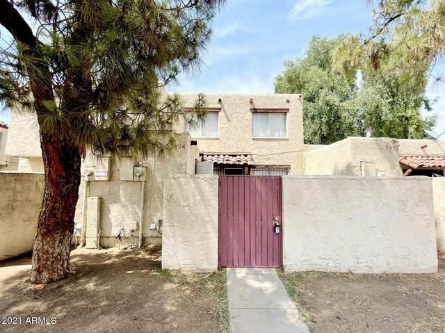 5434 W Lynwood Street, Phoenix, AZ 85043 (MLS #6268450) :: Power Realty Group Model Home Center
