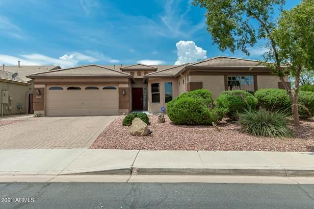 19856 N Harris Drive, Maricopa, AZ 85138 (MLS #6268454) :: Yost Realty Group at RE/MAX Casa Grande