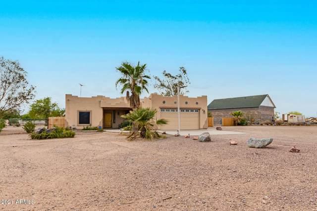 30354 N 216TH Avenue, Wittmann, AZ 85361 (MLS #6268456) :: Yost Realty Group at RE/MAX Casa Grande
