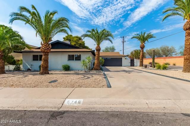 8748 E Berridge Lane, Scottsdale, AZ 85250 (MLS #6268462) :: Yost Realty Group at RE/MAX Casa Grande