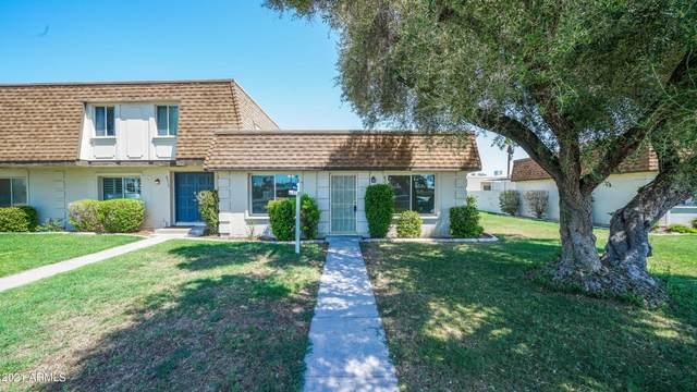 8214 E Chaparral Road, Scottsdale, AZ 85250 (#6268463) :: Long Realty Company