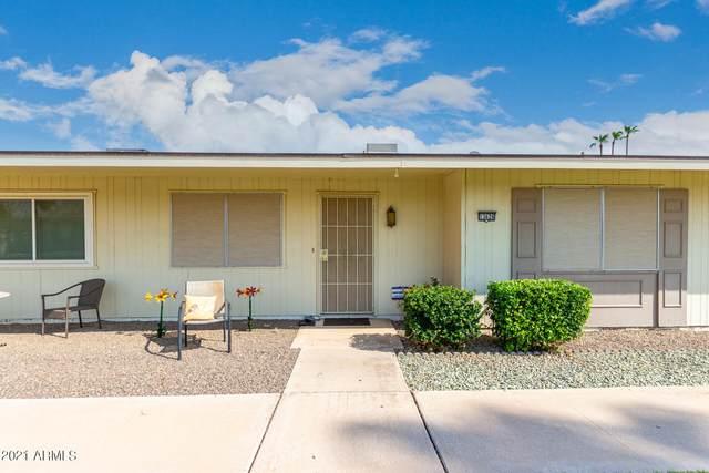 13626 N Silverbell Drive, Sun City, AZ 85351 (#6268471) :: Long Realty Company