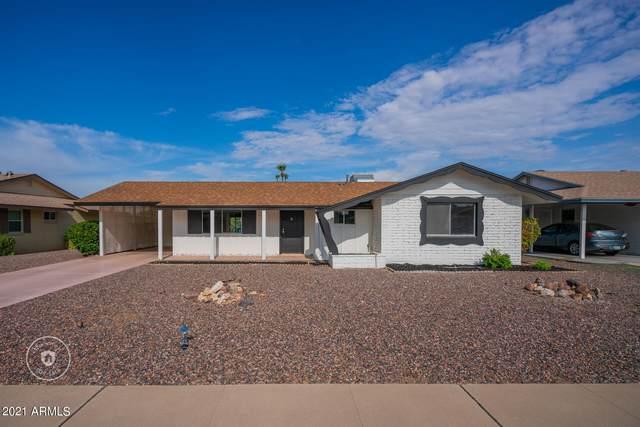 11620 N Coggins Drive, Sun City, AZ 85351 (MLS #6268473) :: Yost Realty Group at RE/MAX Casa Grande