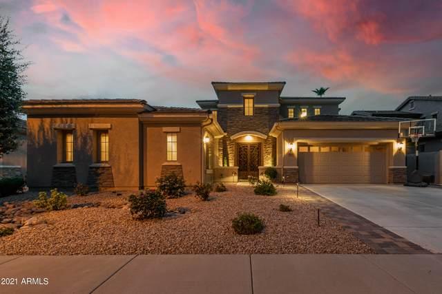 2564 S Four Peaks Way, Chandler, AZ 85286 (MLS #6268479) :: Yost Realty Group at RE/MAX Casa Grande