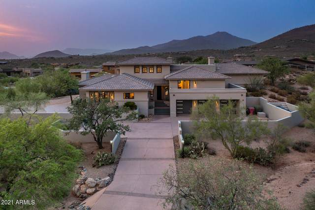 9230 E Andora Hills Drive, Scottsdale, AZ 85262 (MLS #6268491) :: The Daniel Montez Real Estate Group