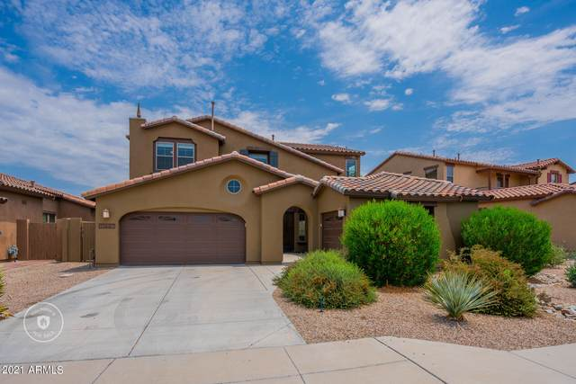 13497 S 184TH Avenue, Goodyear, AZ 85338 (MLS #6268496) :: Yost Realty Group at RE/MAX Casa Grande