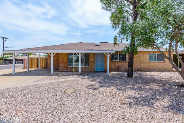 1813 N 75th Place, Scottsdale, AZ 85257 (MLS #6268504) :: The Copa Team | The Maricopa Real Estate Company