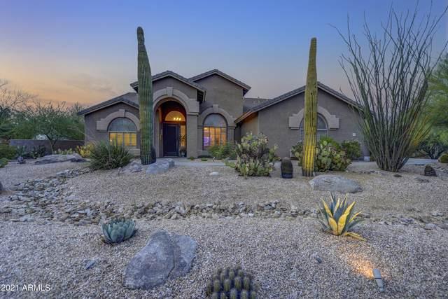 4910 E Palo Brea Lane, Cave Creek, AZ 85331 (MLS #6268508) :: Synergy Real Estate Partners