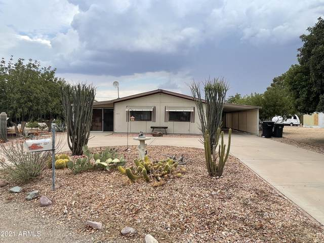 33402 N 223RD Drive #75, Wittmann, AZ 85361 (MLS #6268509) :: Yost Realty Group at RE/MAX Casa Grande