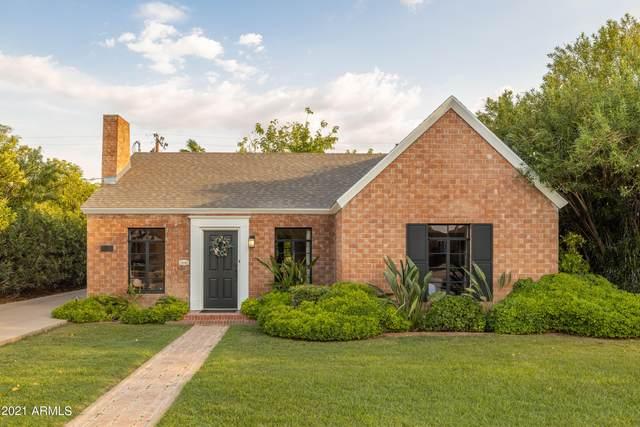 331 W Virginia Avenue, Phoenix, AZ 85003 (MLS #6268516) :: Executive Realty Advisors