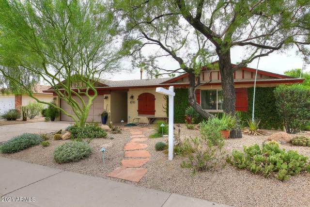 8701 E Sandalwood Drive, Scottsdale, AZ 85250 (MLS #6268524) :: The Carin Nguyen Team