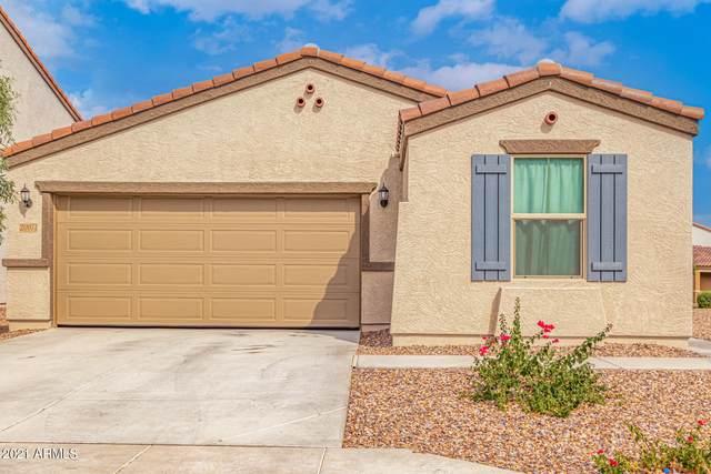 20071 W Wilson Street, Buckeye, AZ 85326 (MLS #6268528) :: Yost Realty Group at RE/MAX Casa Grande
