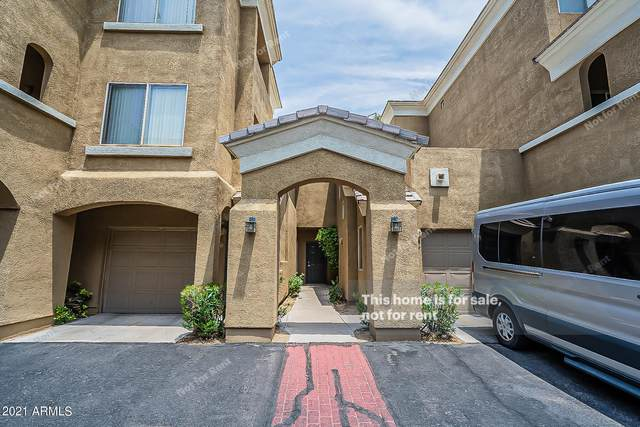 4644 N 22ND Street #1041, Phoenix, AZ 85016 (MLS #6268532) :: The Daniel Montez Real Estate Group